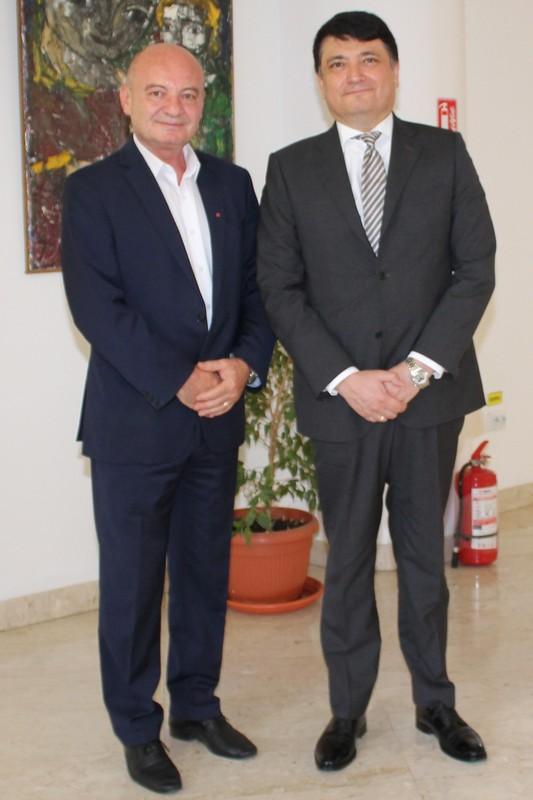 1.Ambasadorul  Republicii Azerbaidjan - PS 2 - Toader Mugur Mihai 010